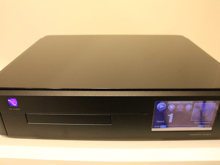 PS Audio Perfectwave Transport CD/DVD Player. NICE. Stereophile Recommended