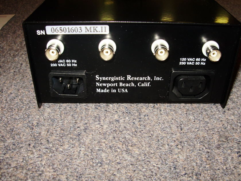 Synergistic Research Quattro MK. II Active Shielding Power Supply