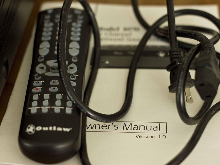Outlaw Audio  Model 1070 7.1-channel AV Receiver