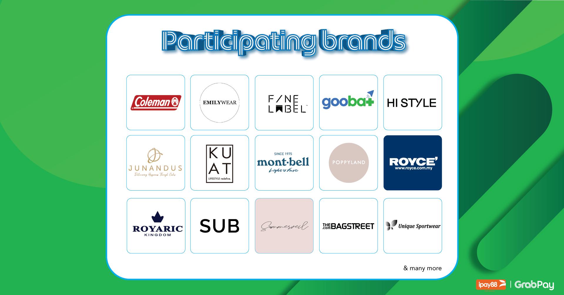 Grabpay&win b2 featured merchants