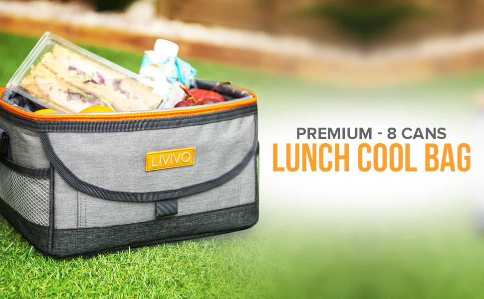 Premium Cool Bag 8 Cans
