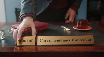 The End of Career Guidance Counsellor