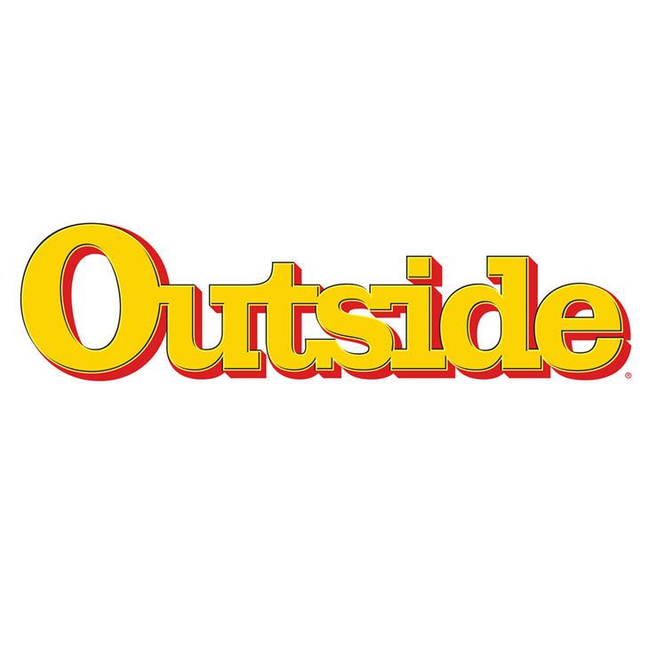 Outside magazine logo