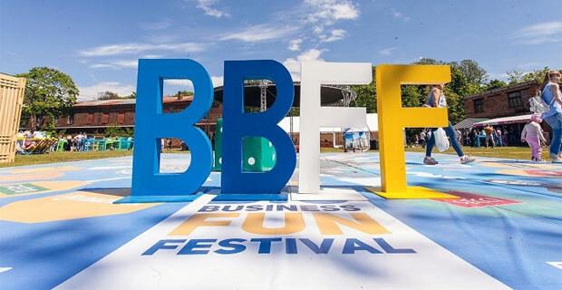 Радио ENERGY-Санкт-Петербург – официальный партнер BIG BUSINESS FUN FESTIVAL 2019 - Новости радио OnAir.ru