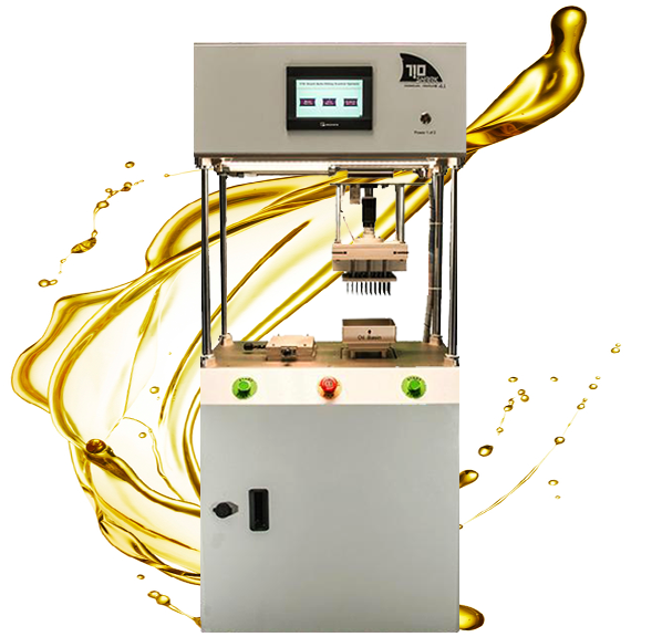 710 Shark Oil Filling Machine