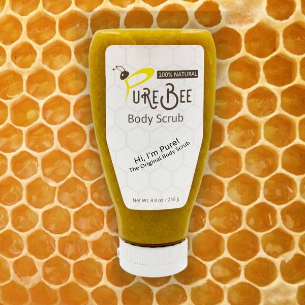 Bottle of PureBee