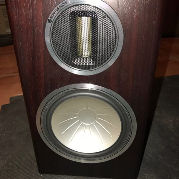 Gold 100 Speakers (Dark Walnut Veneer)