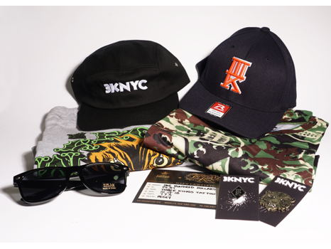 Three Kings Tattoo - $100 Gift Certificate & Merchandise