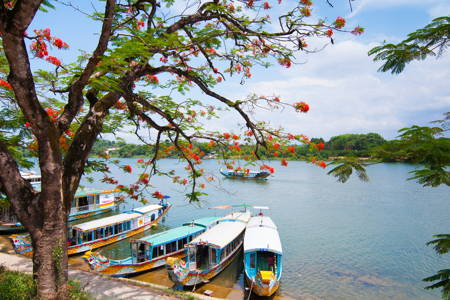 Hue's Heritage by Boat & Bike to Rural Villages