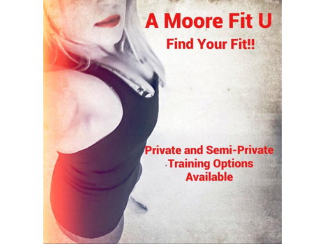 Personal Training with Raven Moore