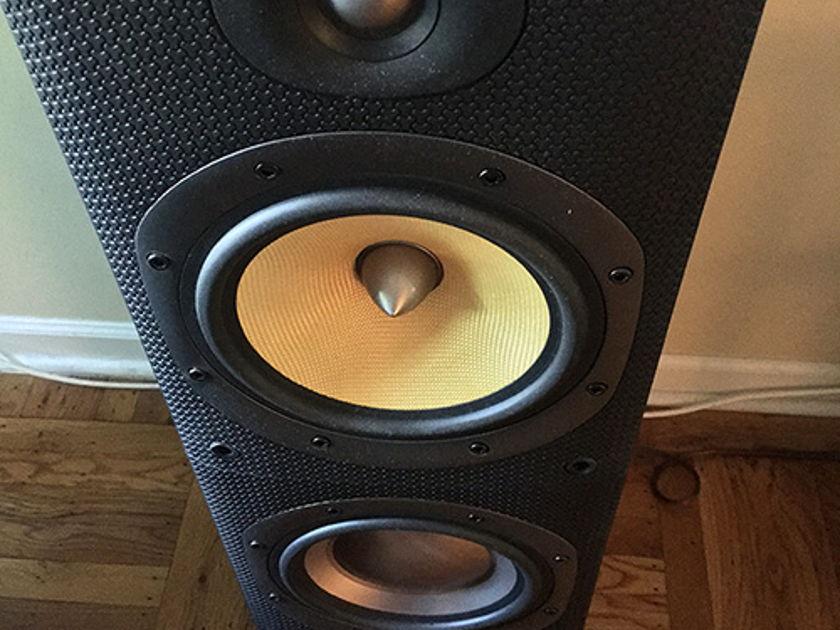 Bowers & Wilkins DM604 S3 Floor Standing Speakers
