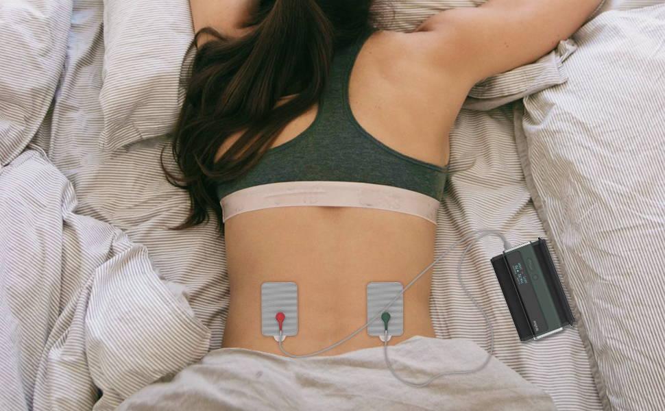 stimulation musculaire du bas du dos