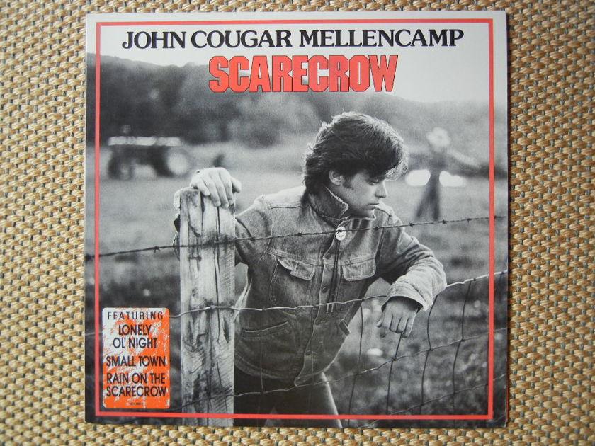 JOHN COUGAR MELLENCAMP/ - SCARECROW/ Riva Records 824 4865-1 M-1