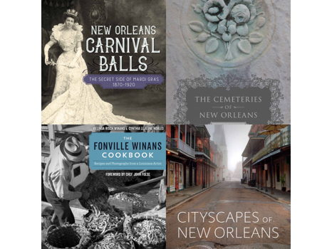 Louisiana Books from LSU Press