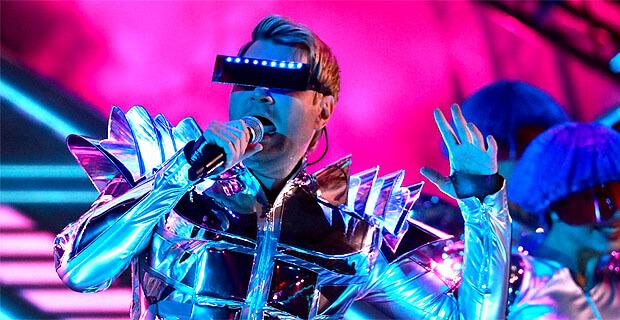 Три миллиона зрителей посмотрели онлайн-трансляцию XXIV Церемонии вручения Премии «Золотой Граммофон» - Новости радио OnAir.ru