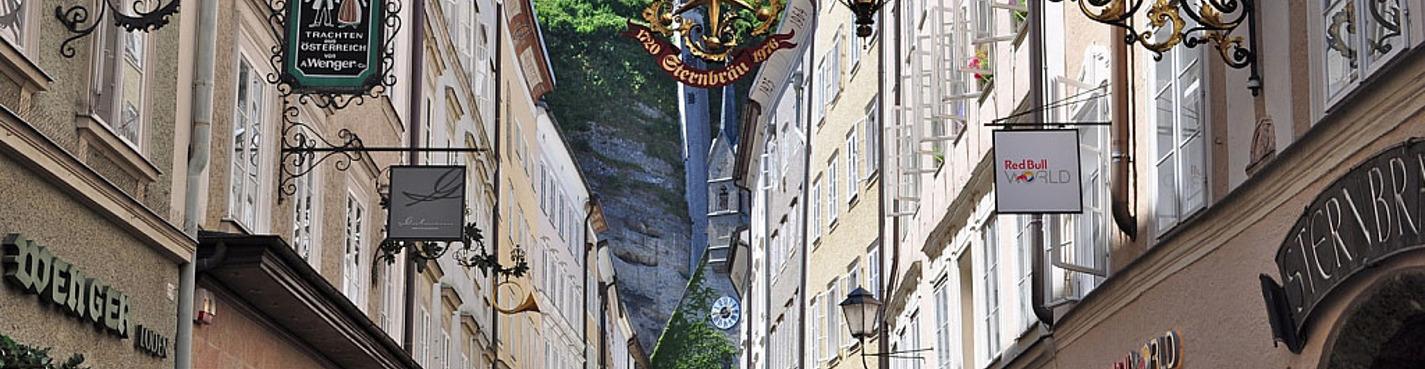Групповой тур в Зальцбург - столицу музыки