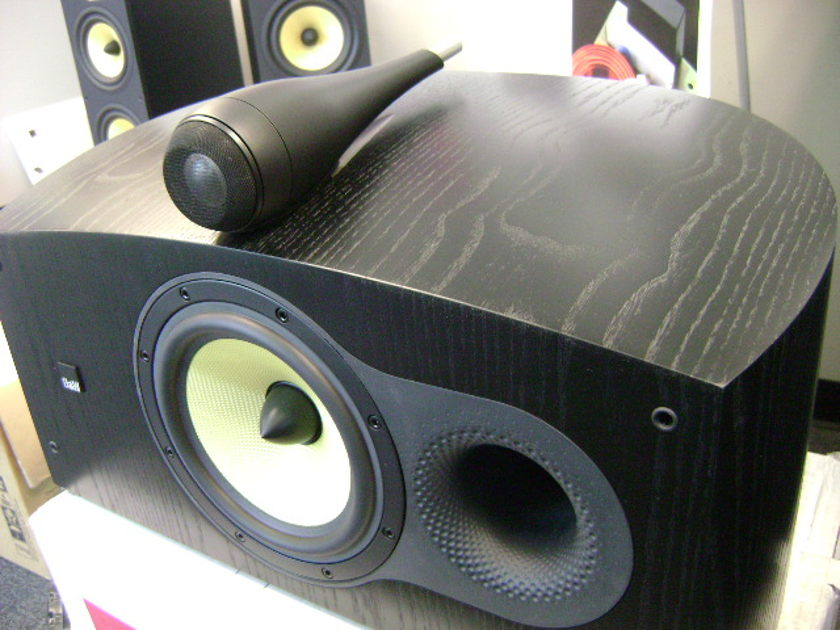 B&W HTM4S Center Channel Speaker - NICE!