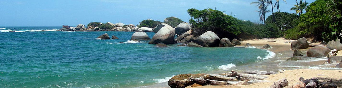 Колумбия: Санта-Марта — национальный парк Тайрона