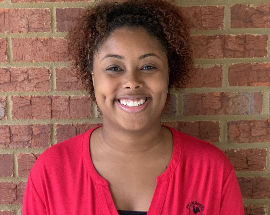 Ms. Jasmine Morgan , Assistant Pre-Kindergarten Teacher