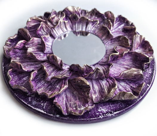 Зеркало Фиолетовый Цветок