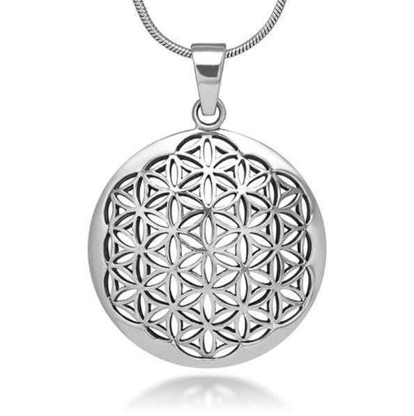 Flower of Life Jewelry Collection
