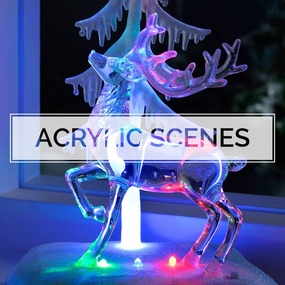Acrylic Scenes