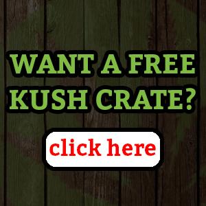 free kush crate coupon