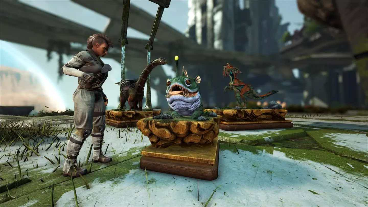 Ark: Survival Evolved's new expansion Extinction hits Steam - Gamepad News