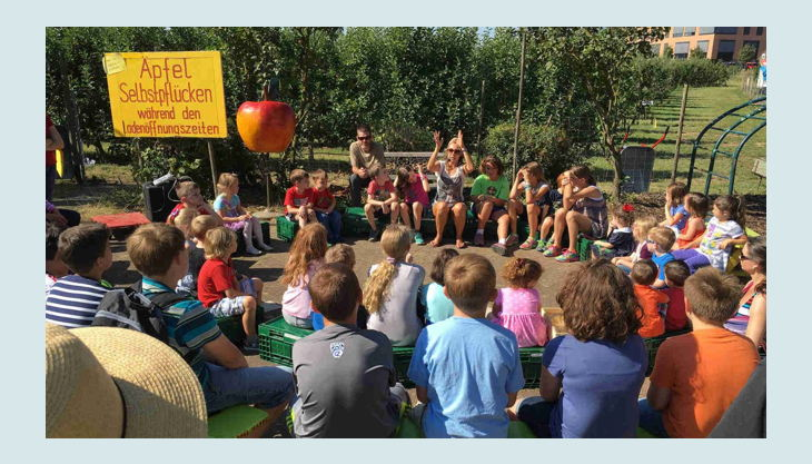 bester geburtstagde appel happel kinder lernen sommer bauernhof