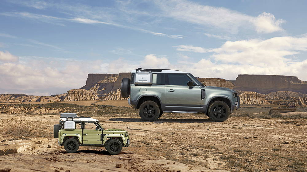 LEGO Land Rover Defender 42110