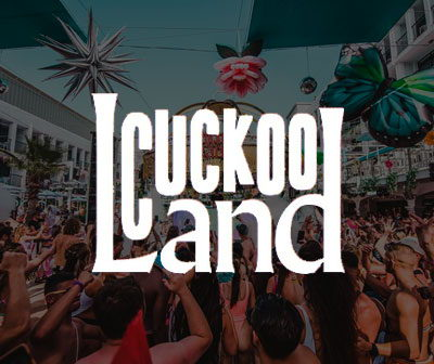 Closing party Cuckoo land pool party, Tickets Ibiza rocks 2020