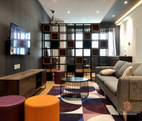 dcaz-space-branding-sdn-bhd-industrial-modern-malaysia-johor-family-room-others-karaoke-room-office-interior-design