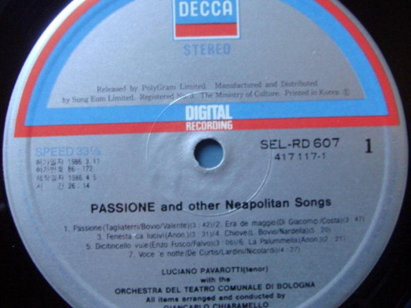 DECCA Digital / LUCIANO PAVAROTTI, - Passione, NM!