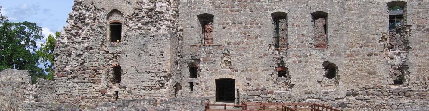 Цесис — почти самая непреступная крепость в Балтии
