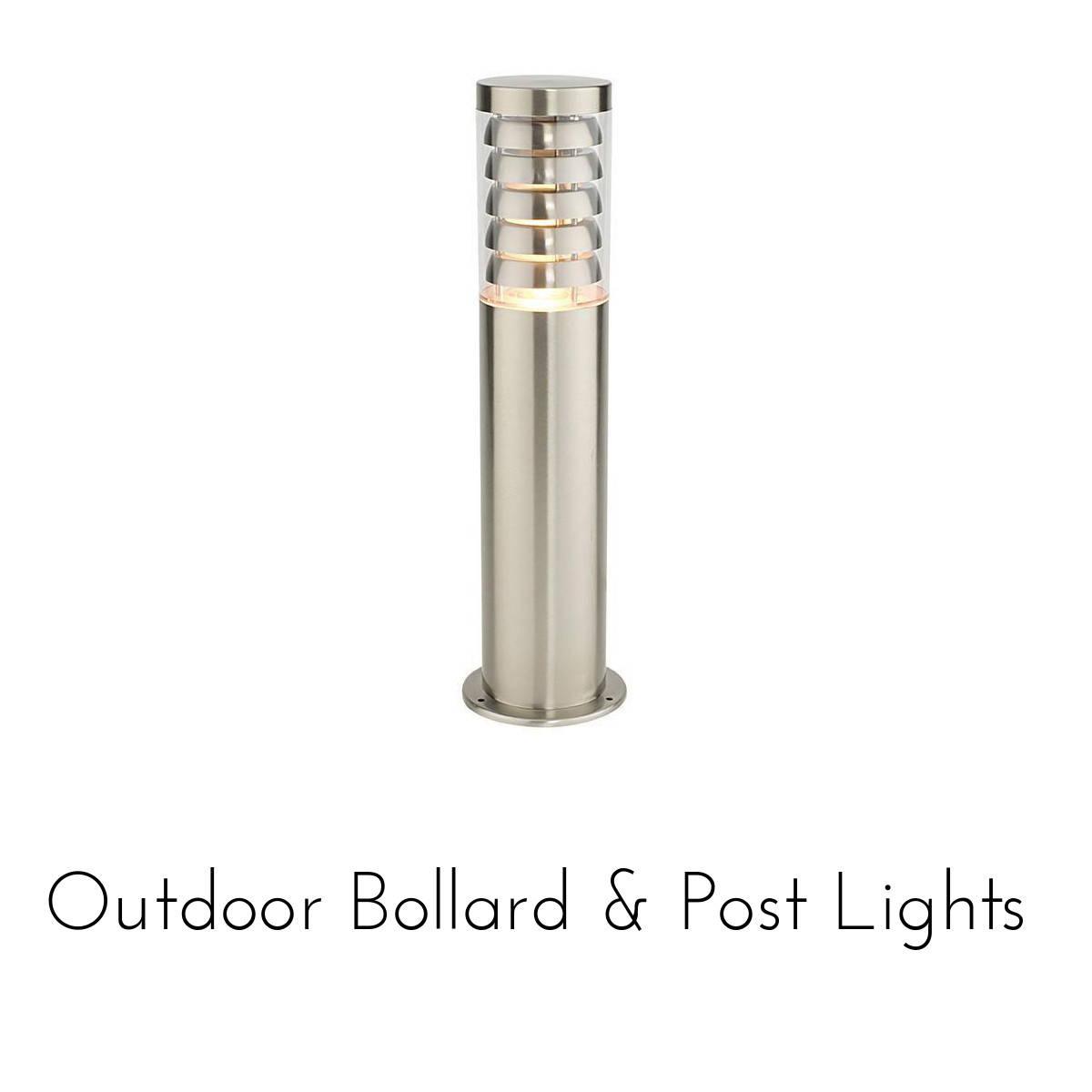 bollard and post lights