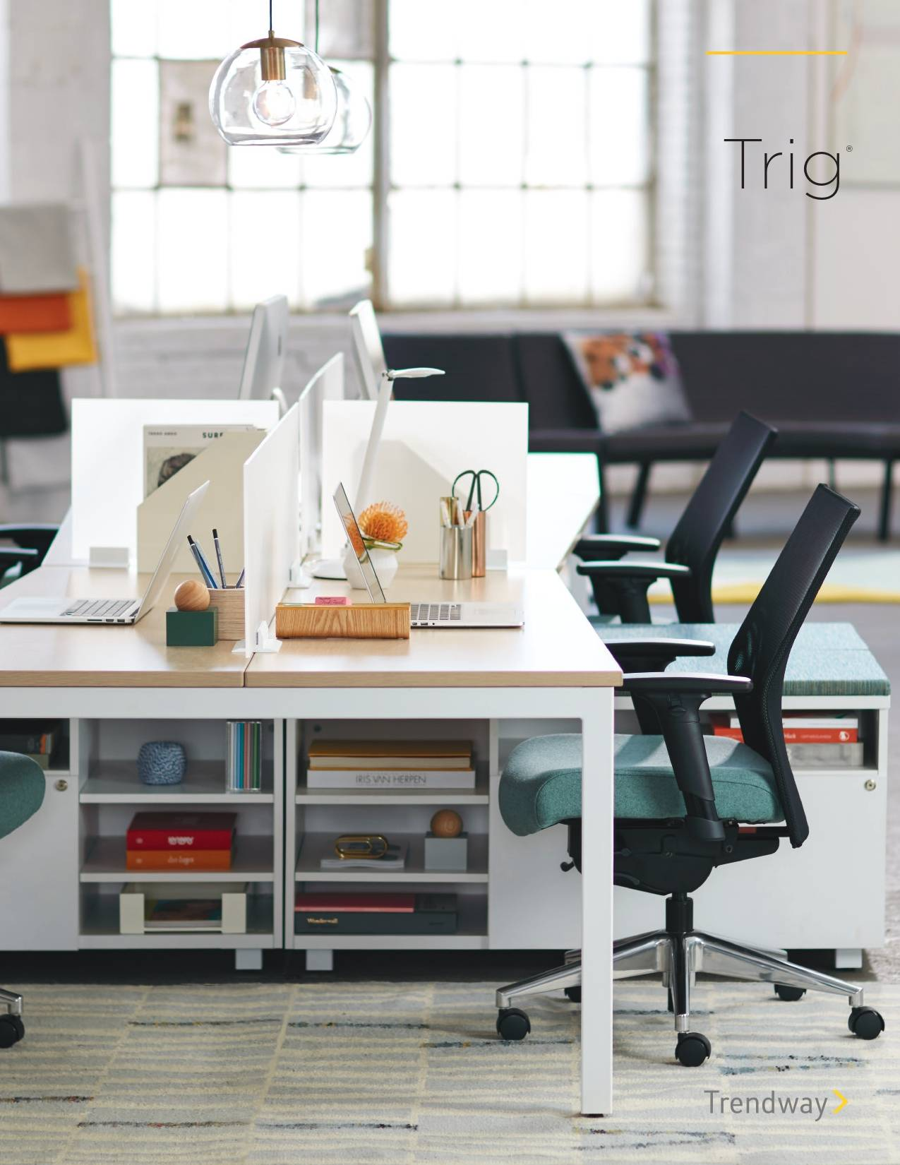 Trendway Furniture Trig Brochure
