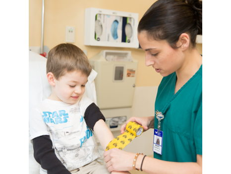 Pediatrics: Equipment and Technology Fund