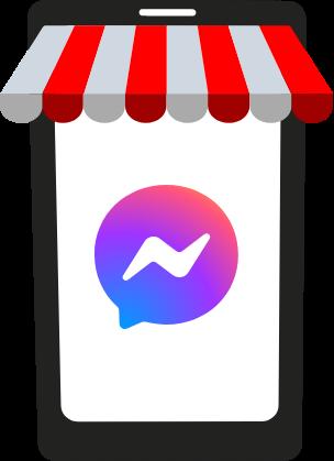 Compra rapido y seguro  con nuestros asesores desde Messenger