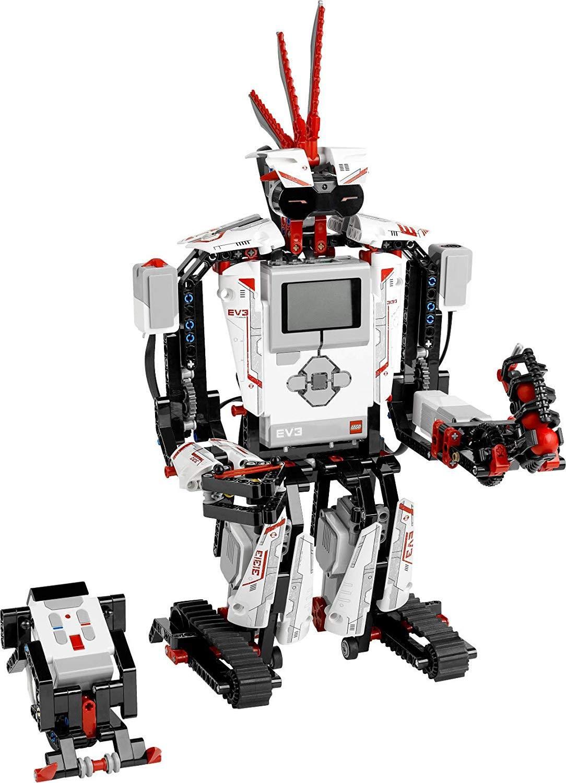 Lego Mind storms EV3 Robot Kit