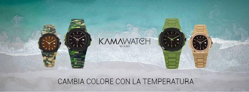 Orologi Kamawatch Vintage