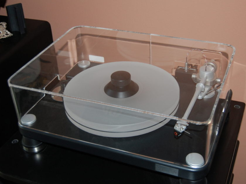 VPI Scout Turntable with JM9 arm and Dynavector 20X-M cartridge