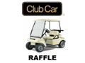 1 entry for Club Car golf cart Raffle