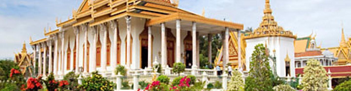 Обзорная экскурсия в Пномпень