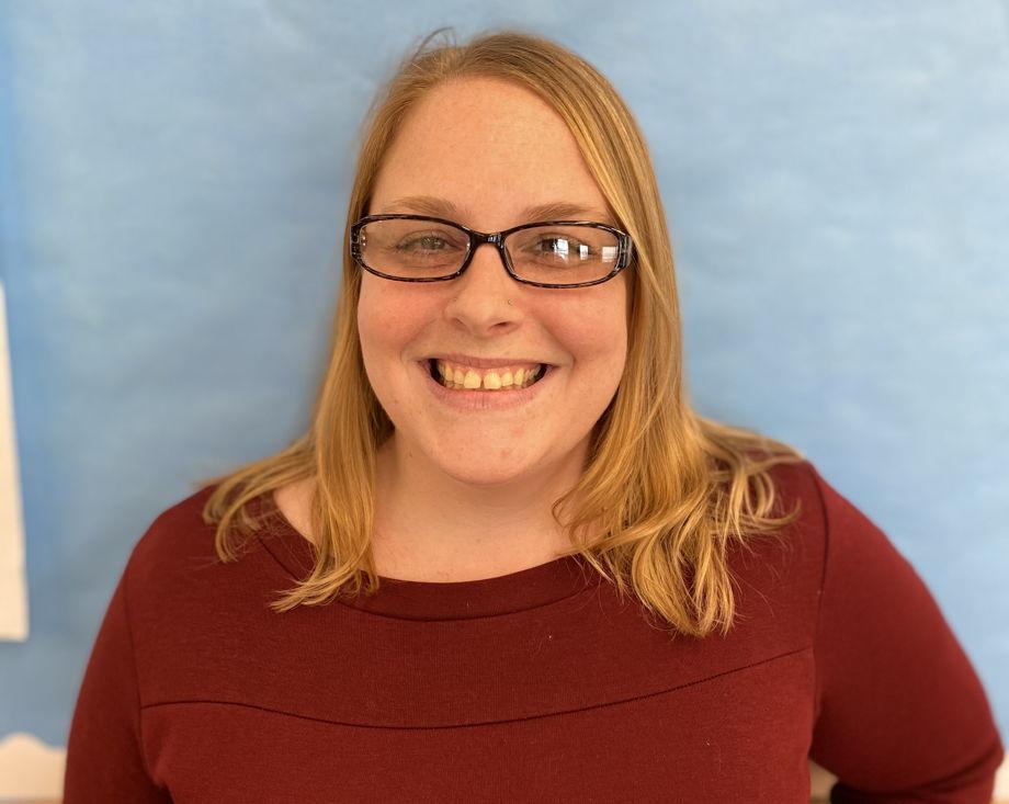 Katren Delger , Food Service Teacher