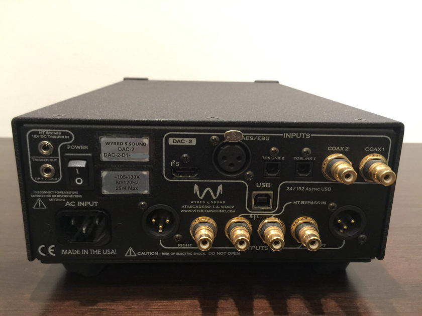 Wyred 4 Sound DAC2 with New Remote