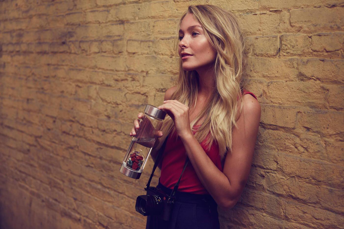 ViA Flaschen & Module Vita Juwel exklusiv mit Biopersonalisierung