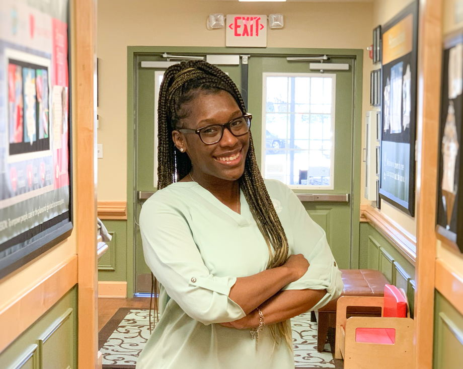 Ms. Collier , PreKindergarten II Afternoon Assistant Teacher