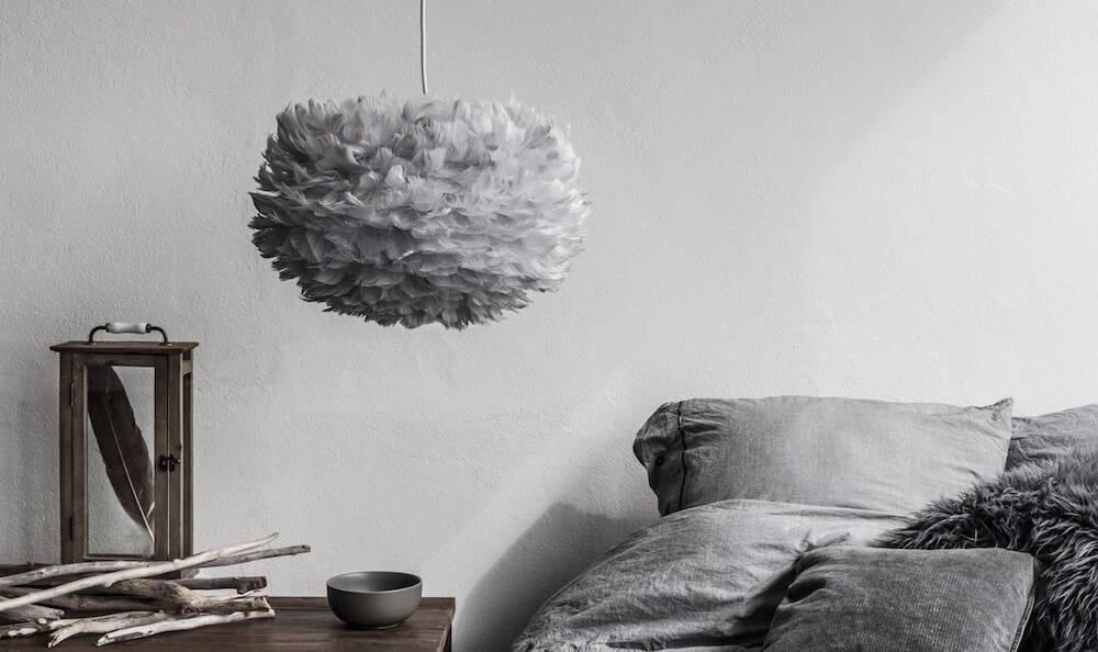 Vita Copenhagen EOS Grey Pendant Lamp