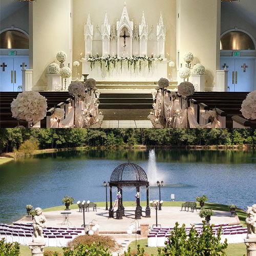 Pristine Chapel Lakeside