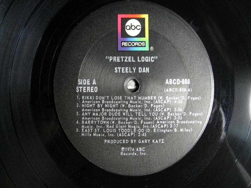 Steely Dan - Pretzel Logic - 1974 ABC Records ABCD-808